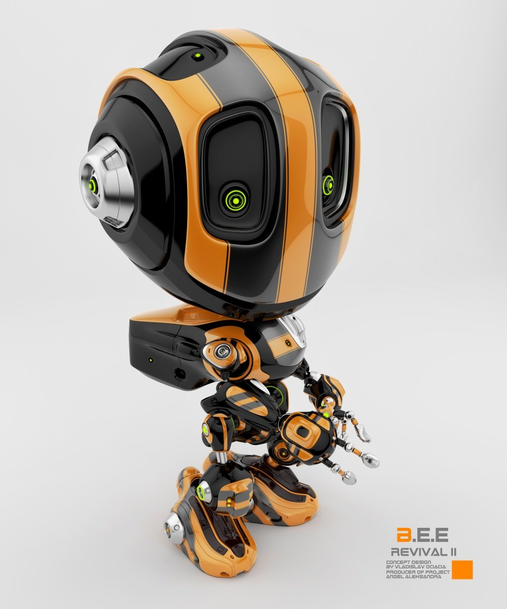 Vladislav ociacia bee robot revival 2