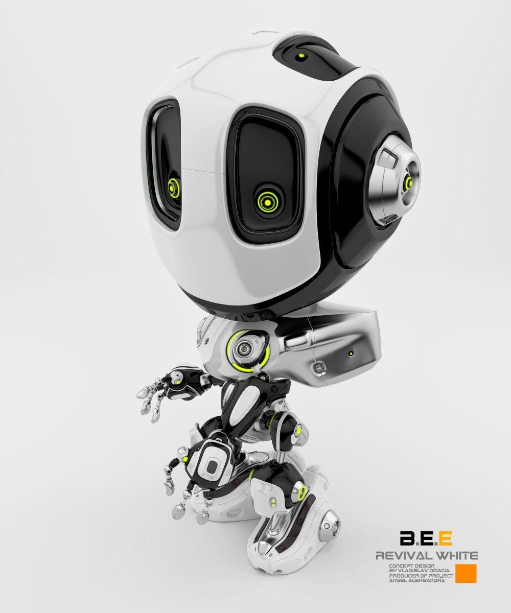 Vladislav ociacia bee robot revival 11
