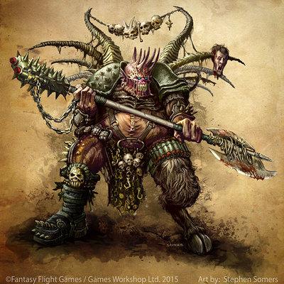 Stephen somers warhammer 40k deepmutant stephensomers