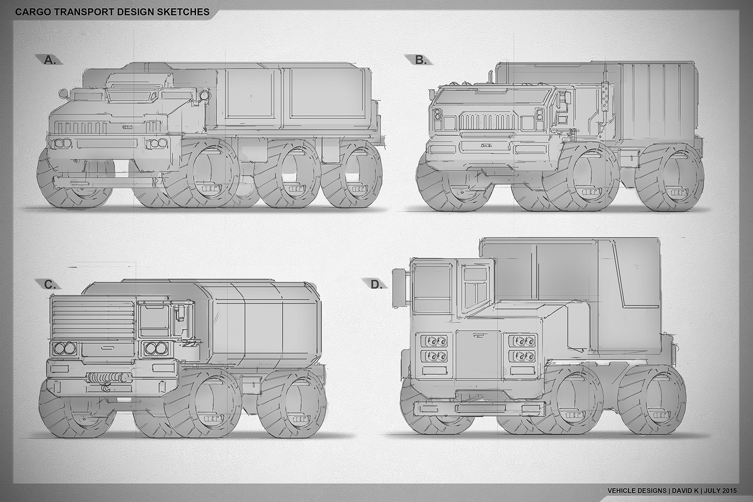 David kaye vehicle designs 01a