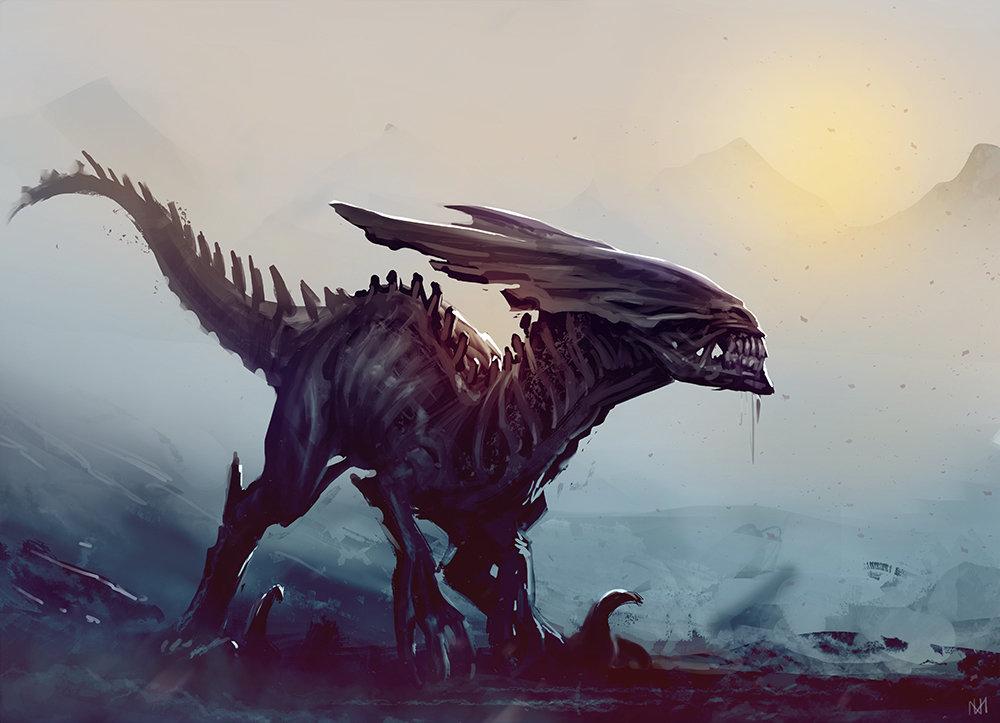 Nagy norbert raptor redesign