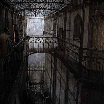 Ward lindhout asylum balcony small