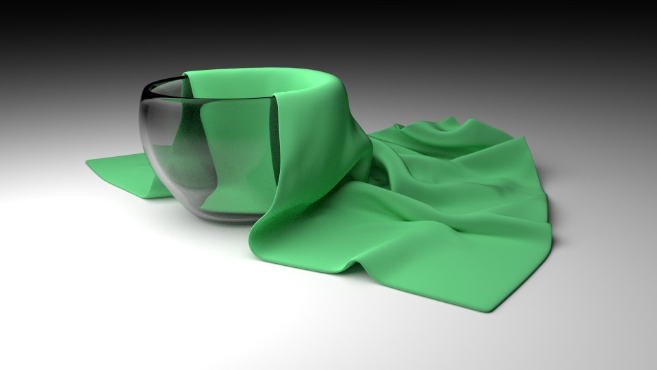 Joseph santos glasscloth