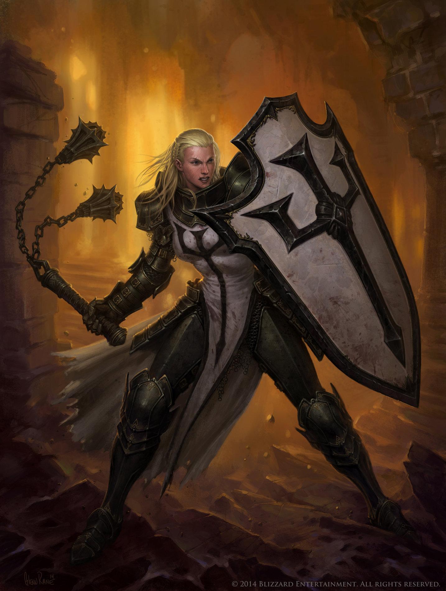 Glenn rane d3x gr femalecrusader final