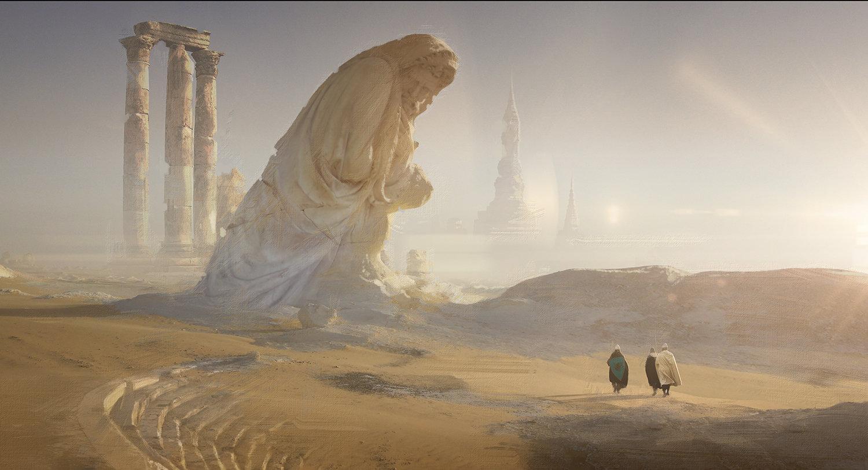 ArtStation - The Atlantis of t...