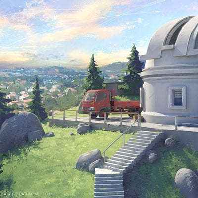 Sylvain sarrailh observatory
