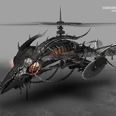Virgile loth helicopter v01