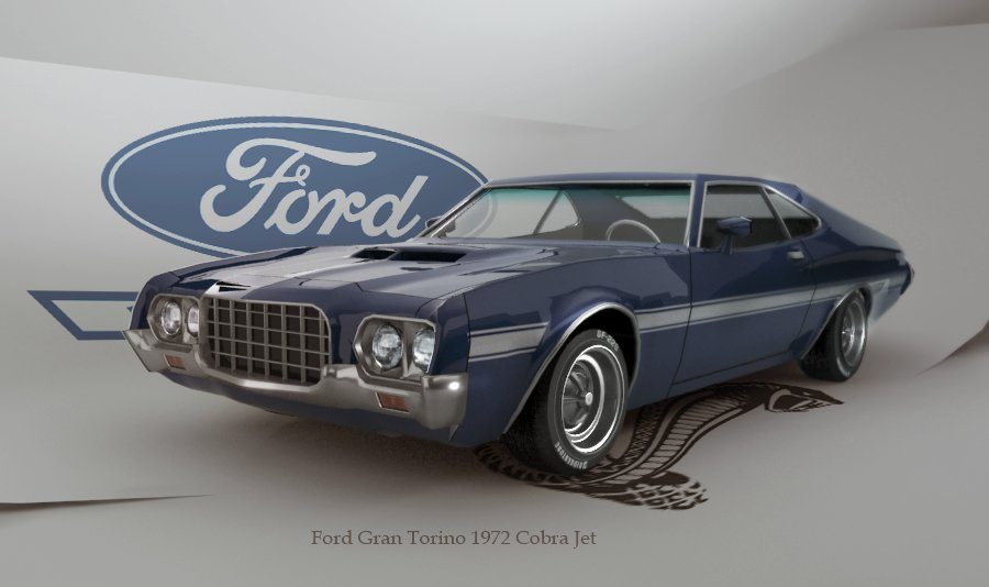 ArtStation - Ford Gran Torino 1972 Co Jet, Andrey Krashenov on ford mustang, plymouth road runner, pontiac firebird, chevrolet camaro, dodge challenger, ford torino body styles, ford granada, ford gt40, ford elite, ford galaxie, ford raptor, ford bronco, chevrolet chevelle, ford torino 500, mercury cougar, ford thunderbird, ford excursion, amc rebel, ford torino shelby, mercury comet, muscle car, ford pinto, ford maverick, plymouth barracuda, ford ranchero, ford nascar wood brothers torino, plymouth superbird, ford falcon, ford crown victoria, ford fairlane, ford torino motor, dodge charger, pontiac gto, buick skylark, amc javelin,