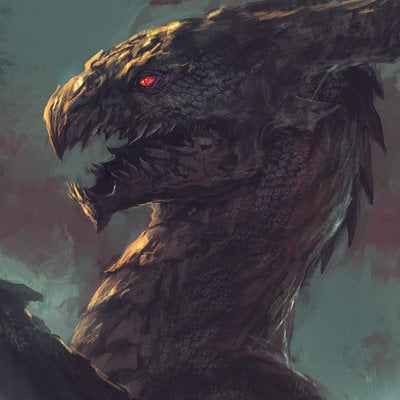 Biagio d alessandro dragonhead