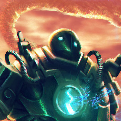 Eliant elias league robot