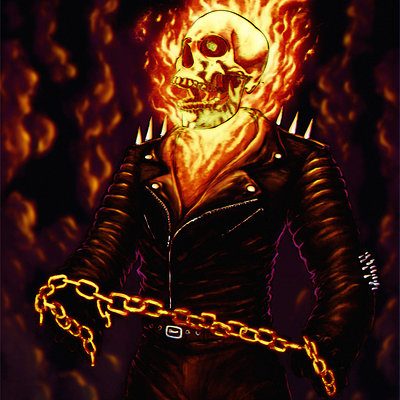 Keith wilson spirit of vengeance