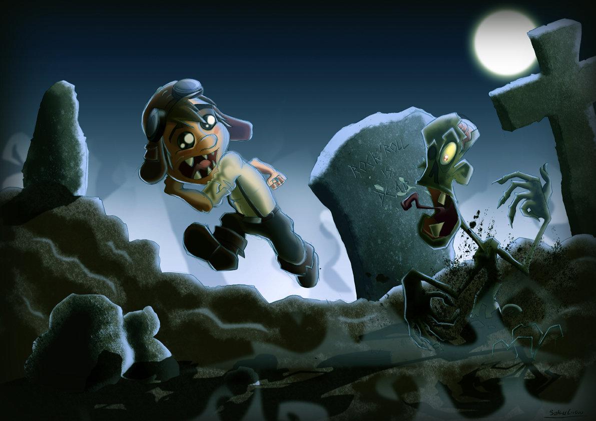 Quentin prigent pf zombie escape cadre web