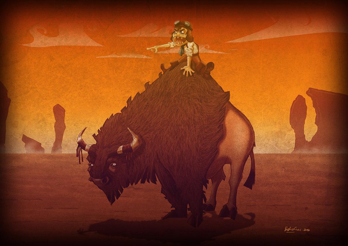 Quentin prigent ptite frappe bison web
