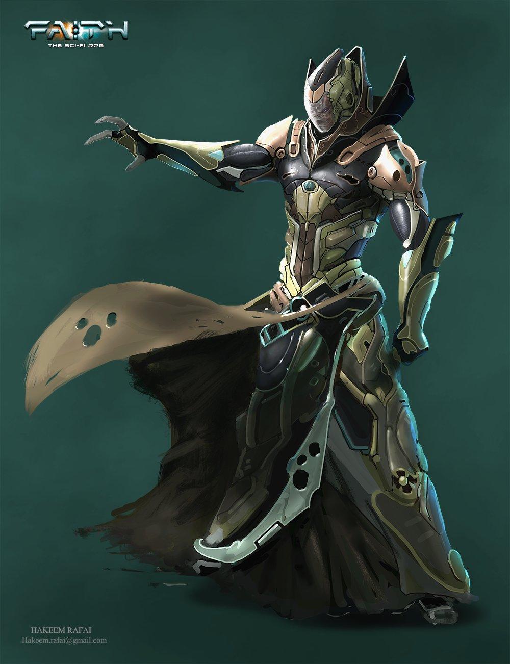 Scifi Faith RPG_The Soulbender