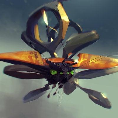 Sergey kolesov dron moth