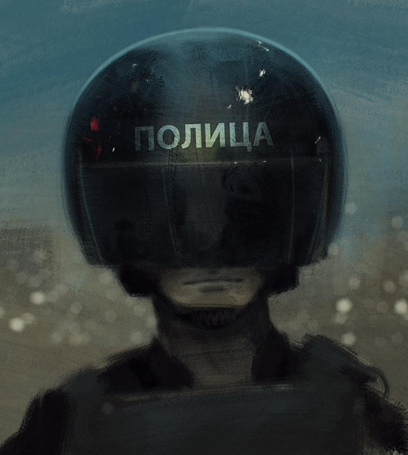 Sergey kolesov polica