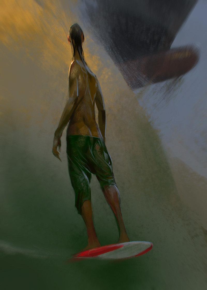 Sergey kolesov surflj