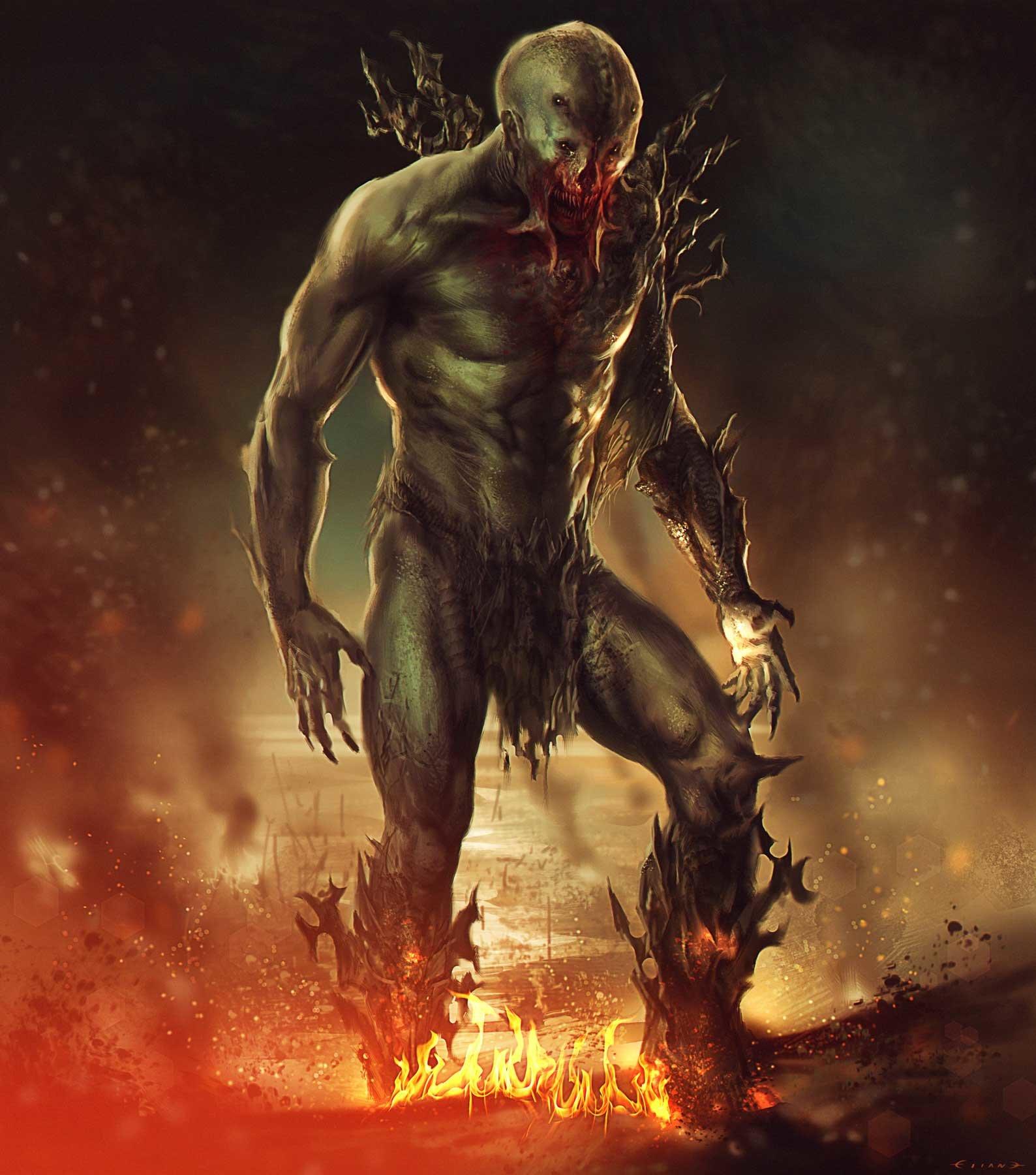 Eliant elias necromancer character