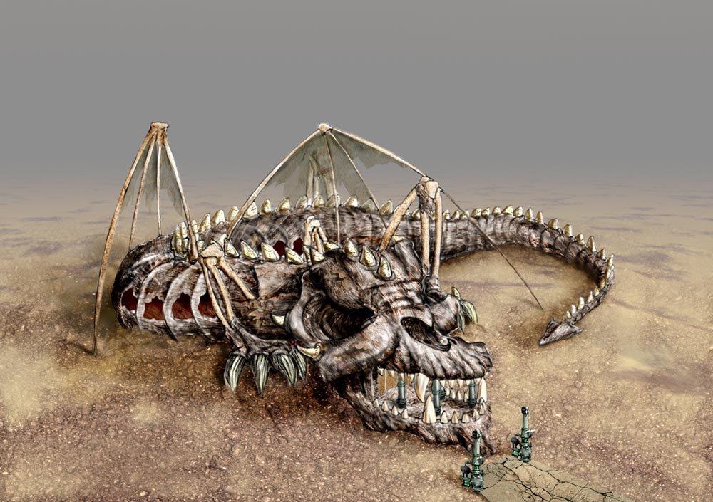 DragonCorpse Lair