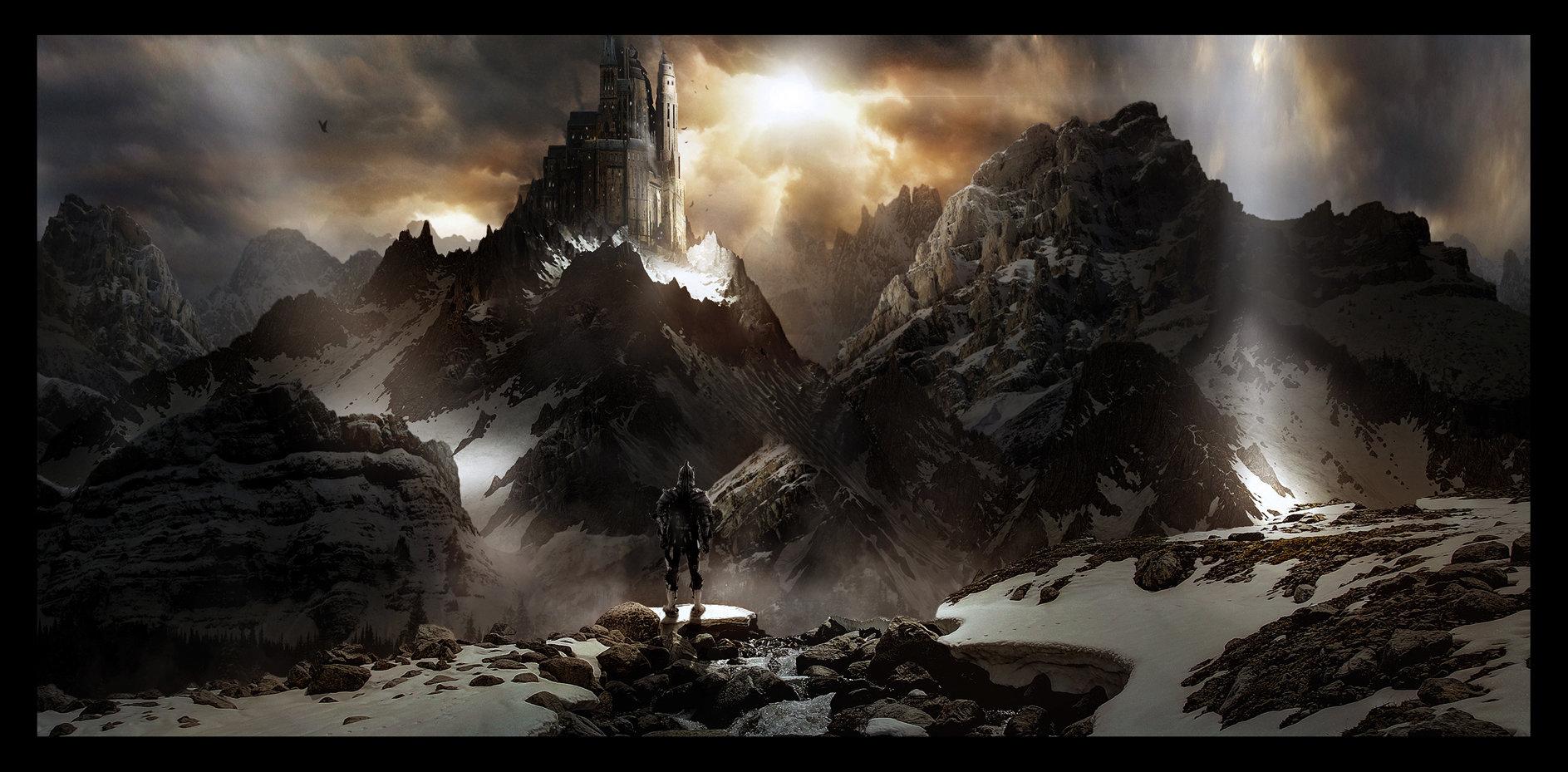 Scott richard fantasy castle 3 by rich35211 d8due1n