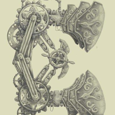 Emanuel pineiro letra steampunk