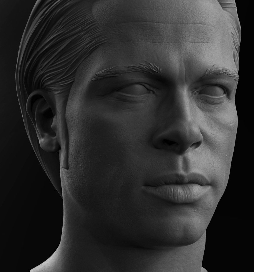 Brad Pitt-Interview with the Vampire- WIP
