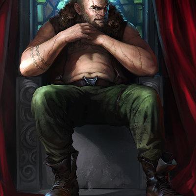 Denys tsiperko bear5