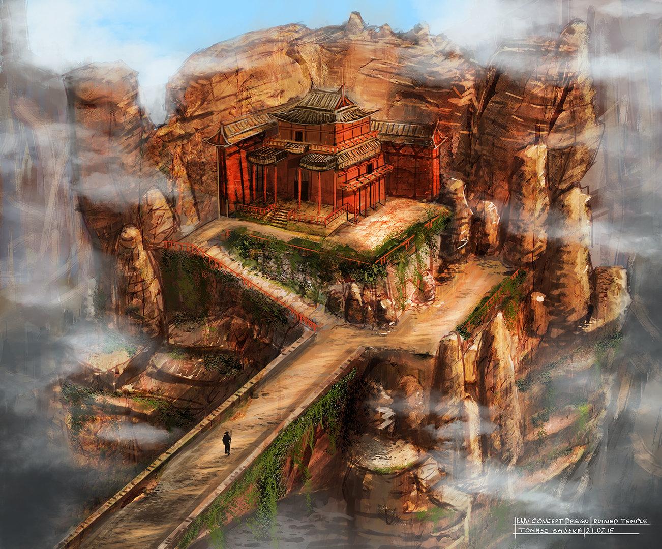 Tomasz smolka env design templeruins final a