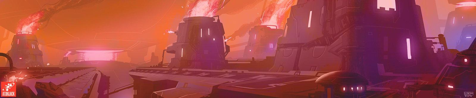 Incinerator Zone