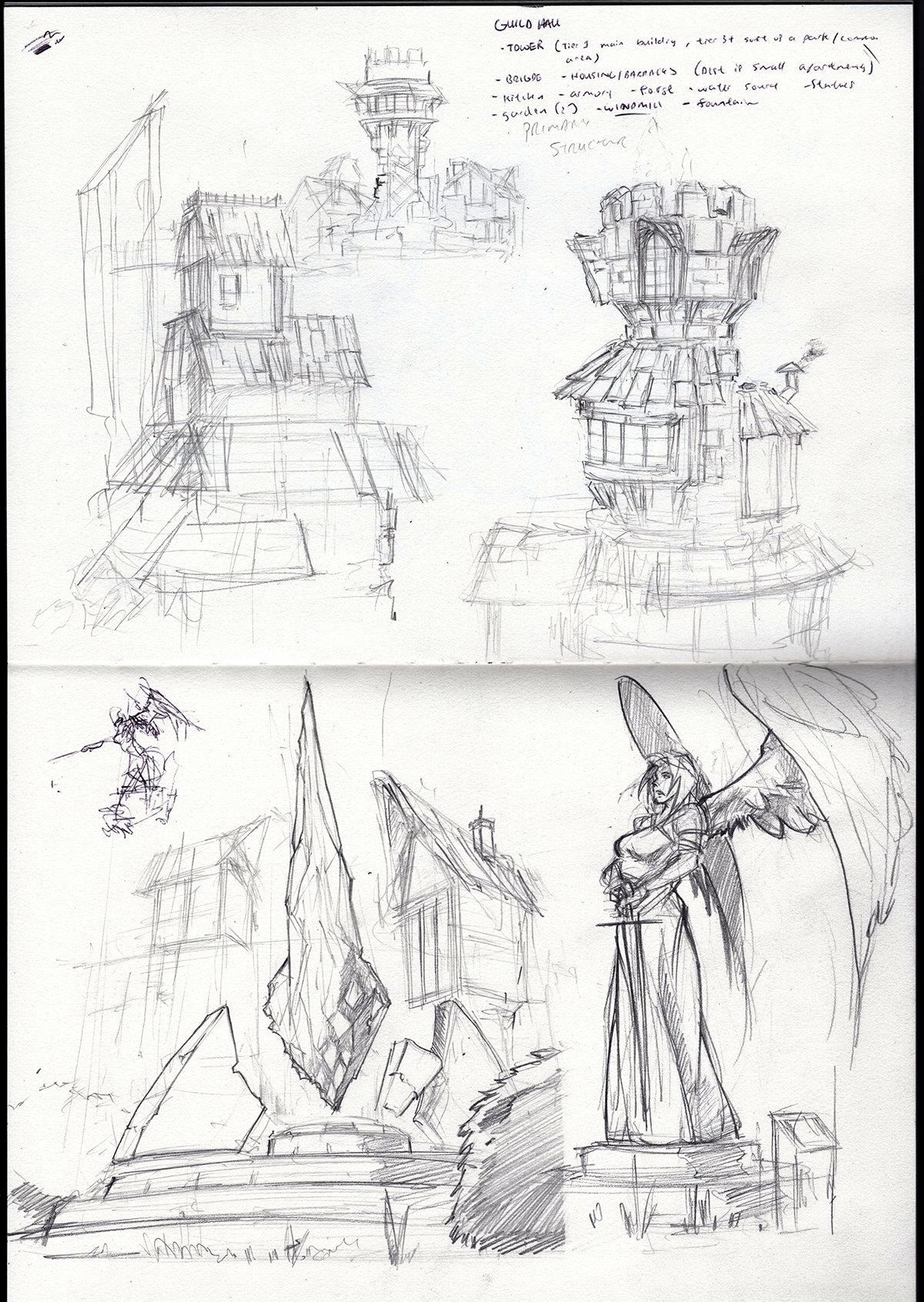 Haoqian pan wen sketch 004s