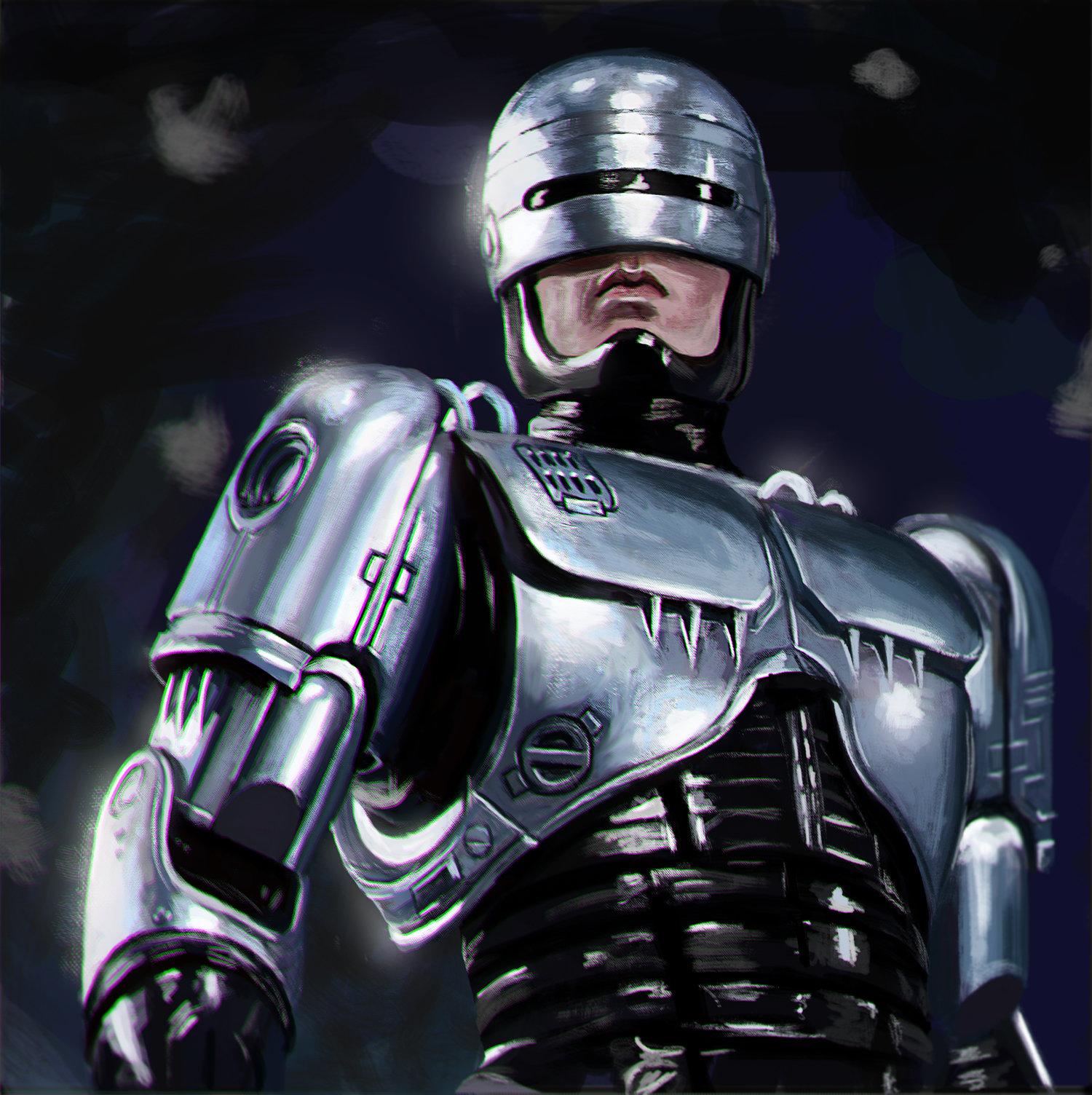 Робокоп мультик картинки