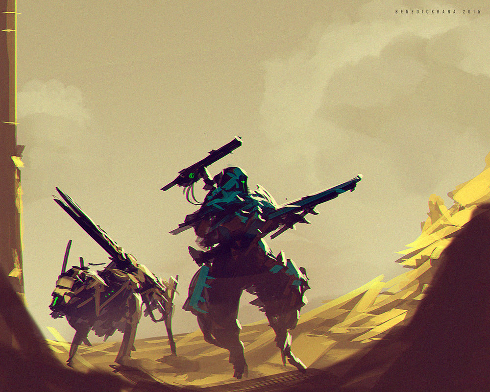 Benedick bana hunter 01