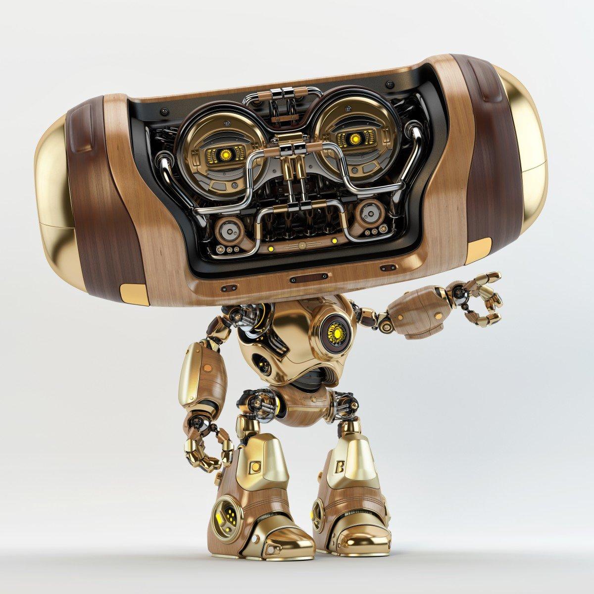 Vladislav ociacia cheburashka robot 8