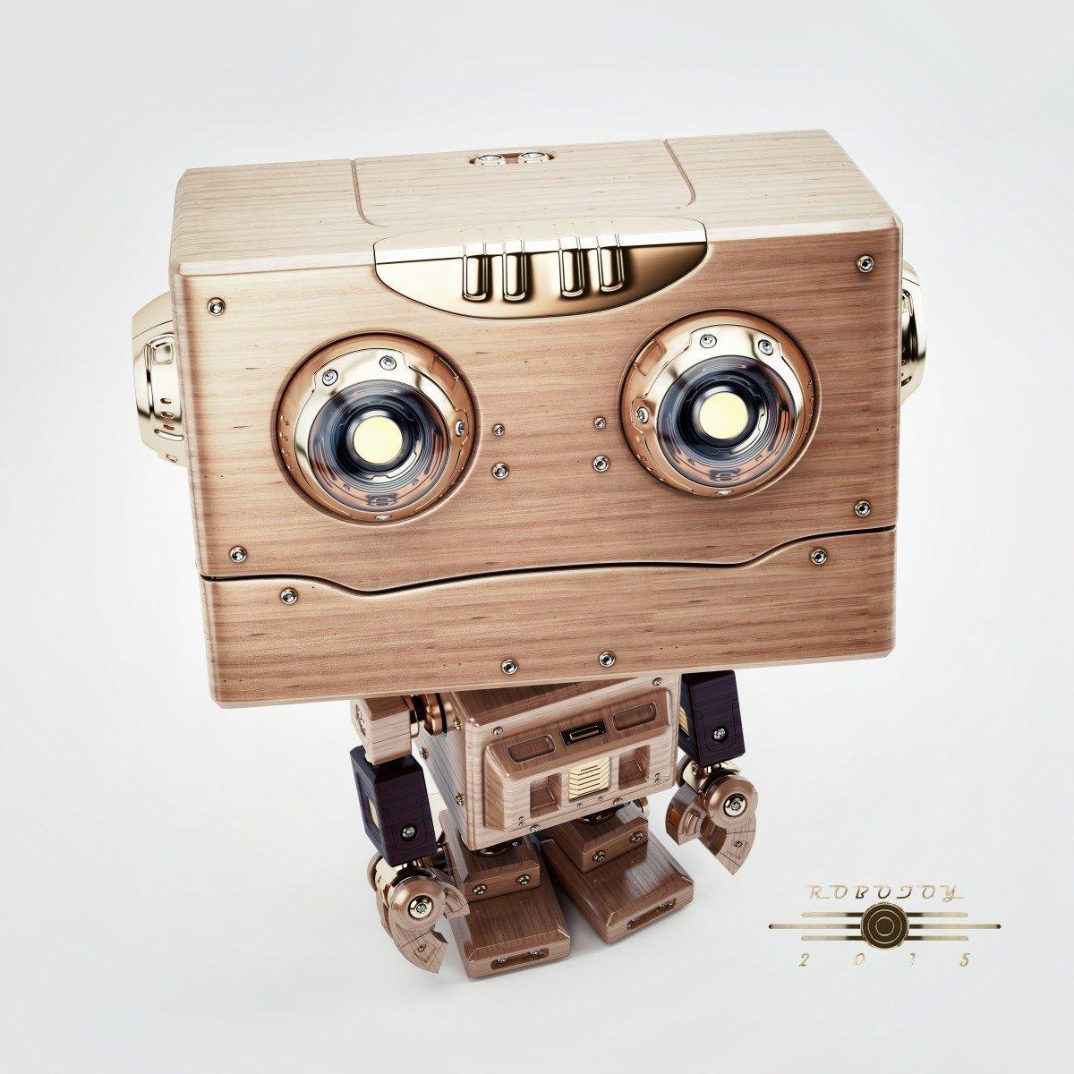 Vladislav ociacia robot toy retro 7