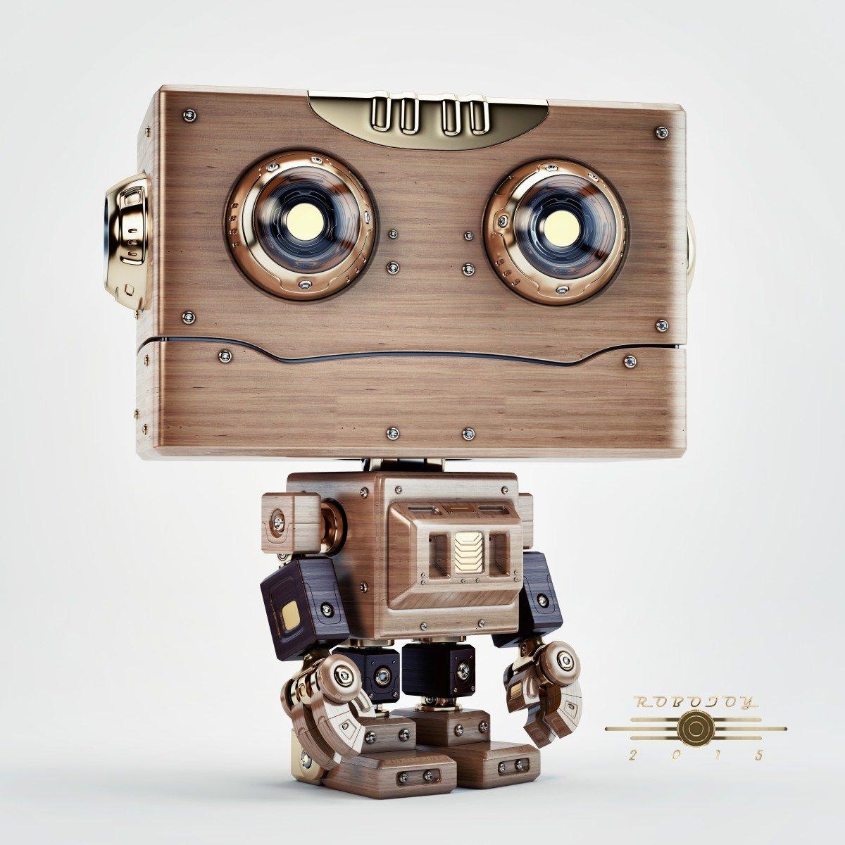Vladislav ociacia robot toy retro 4