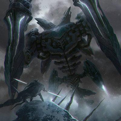 Alexey egorov flying monster