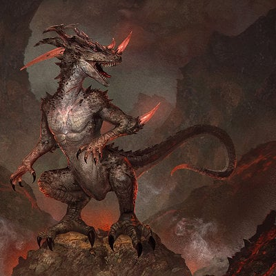 Gerry arthur dragong lavasmall