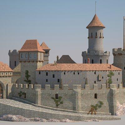 Tomasz wieczorkowski zamek