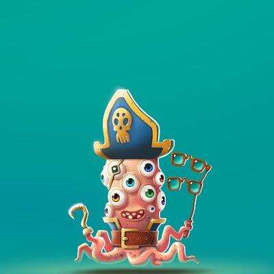 Andrius sliogeris pirate 03