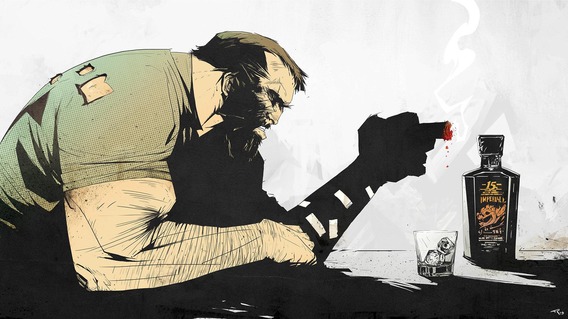 Tonton revolver the irish