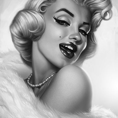 Jessica oyhenart ball marilyn done