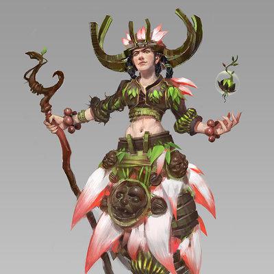 Xin ran liu witchfb