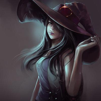 Daniel bogni rah witch by danielbogni d8ywfd3