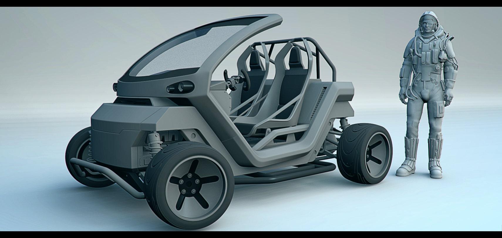 Nathan dearsley buggy concept 2