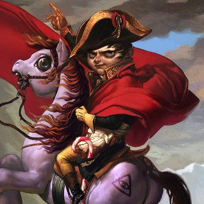 Antonio de luca my little napoleony