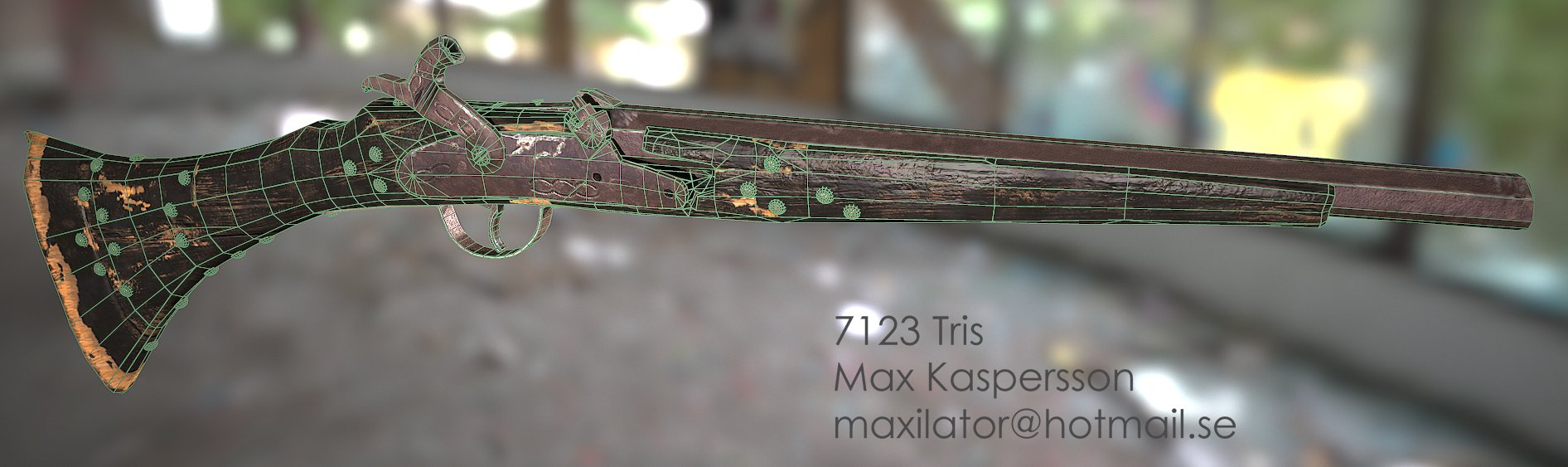 Max kaspersson wire
