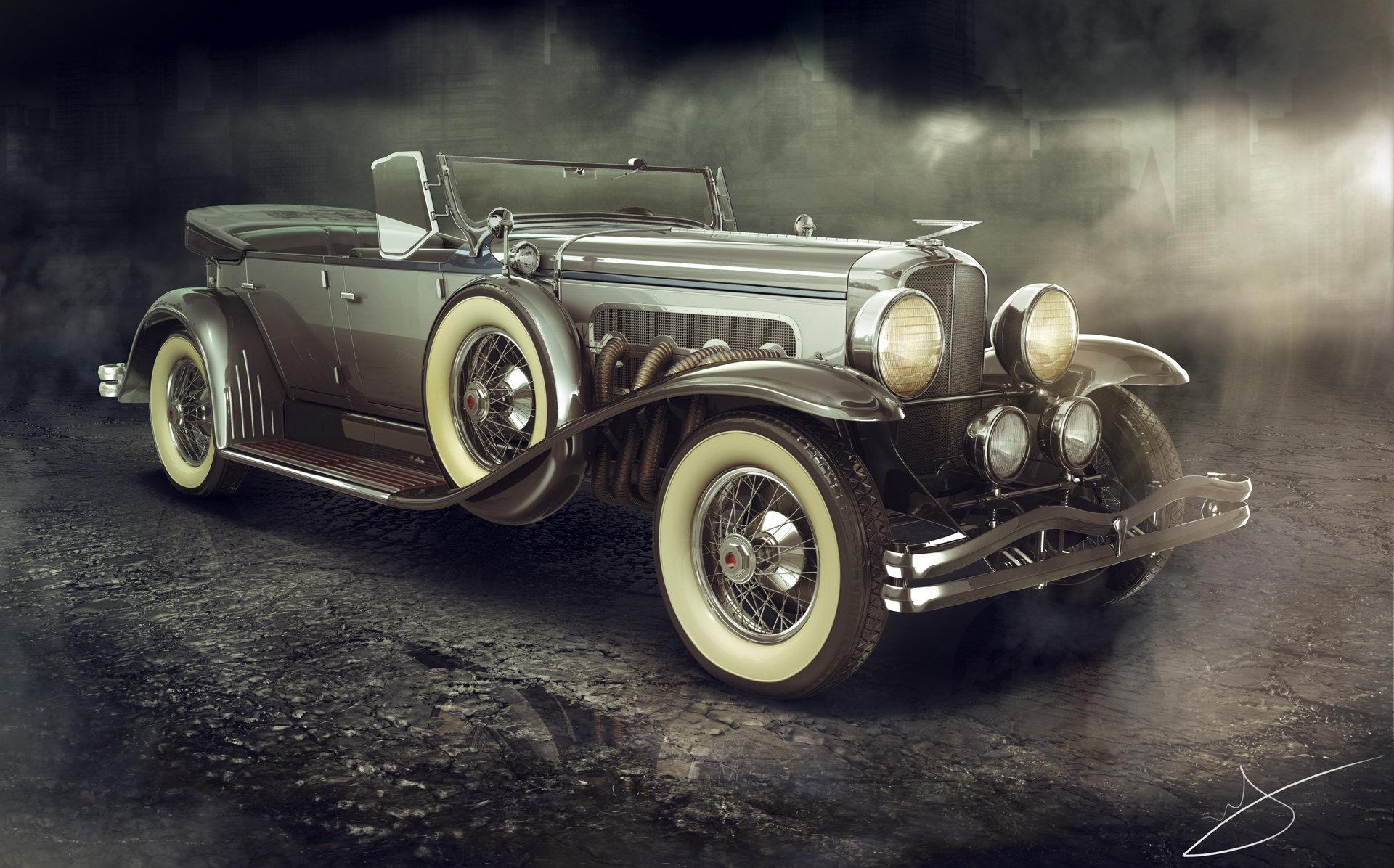 Alexandr novitskiy 1929 duesenberg model j dual cowl phaeton city 04