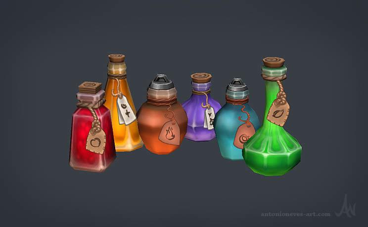 Antonio neves potions1