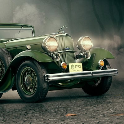 Alexandr novitskiy 1932 lincoln kb coupe 01