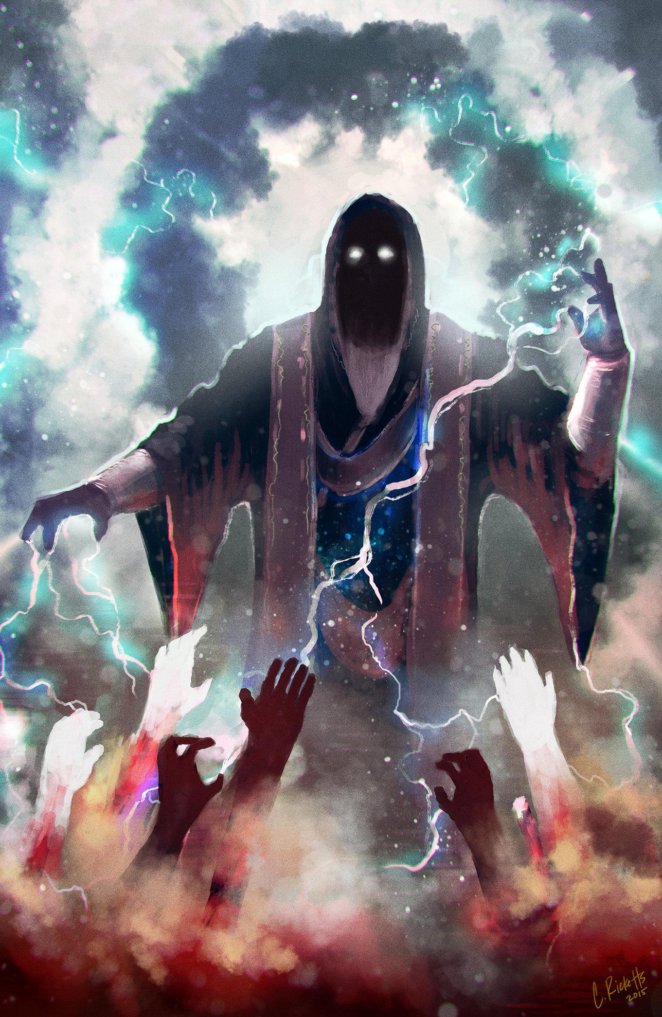 Coby ricketts storm bringer disrupter medium